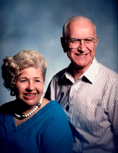 Irene and Ted Bartko
